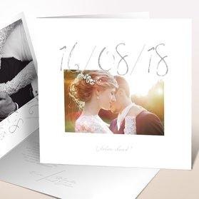 Danksagungskarten Hochzeit - Insignien
