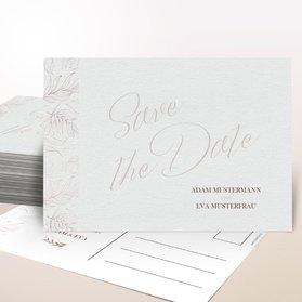 Save the date - Gloria