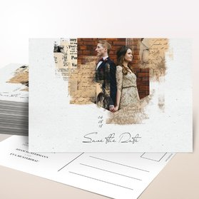 Save the date - Scrapbook