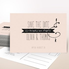 Save the date - Lollipop