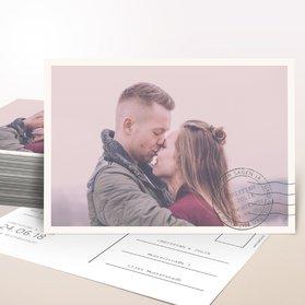 Antwortkarte Hochzeit - Besiegelt