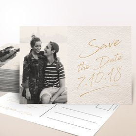 Save the date - Notizblatt