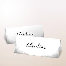 Tischkarten Hochzeit - Aquarello