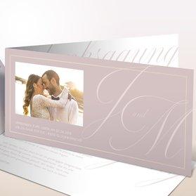 Danksagungskarten Hochzeit - Lebenstraum