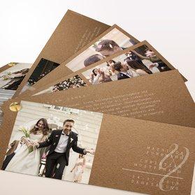 Danksagungskarten Hochzeit - Attika