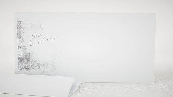 Umschlag mit Design Hochzeit - Faszinosum
