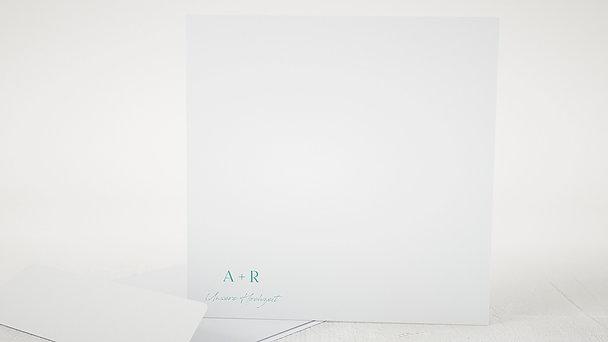 Umschlag mit Design Hochzeit - Zielgerade