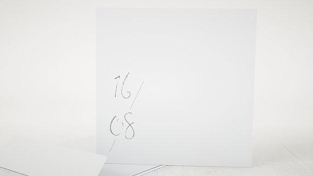 Umschlag mit Design Hochzeit - Insignien