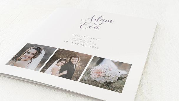 Danksagungskarten Hochzeit - Poesie