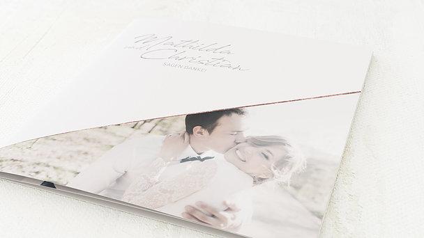 Danksagungskarten Hochzeit - Liebeswerk
