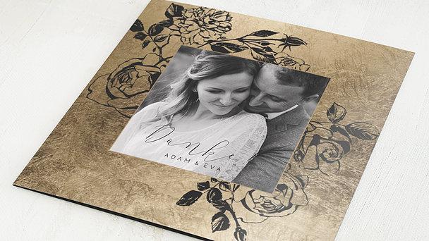 Danksagungskarten Hochzeit - Follie