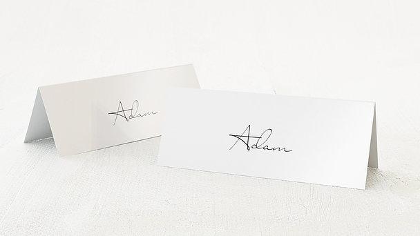 Tischkarten Hochzeit - Beisammen
