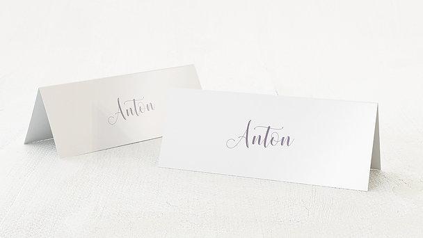Tischkarten Hochzeit - Poesie
