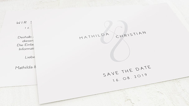 Save the date - Volute