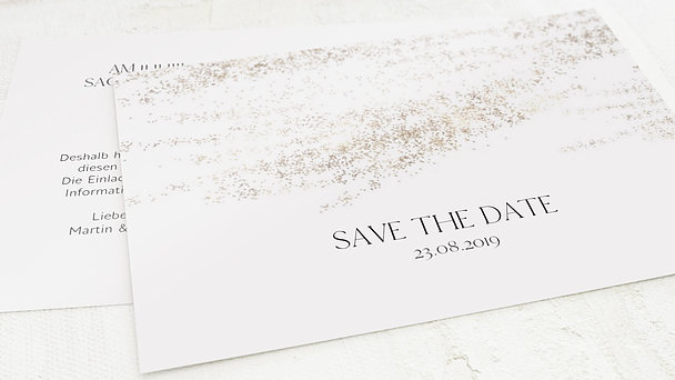 Save the date - Goldstaub
