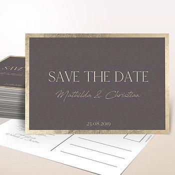 Save the date - Für die Ewigkeit